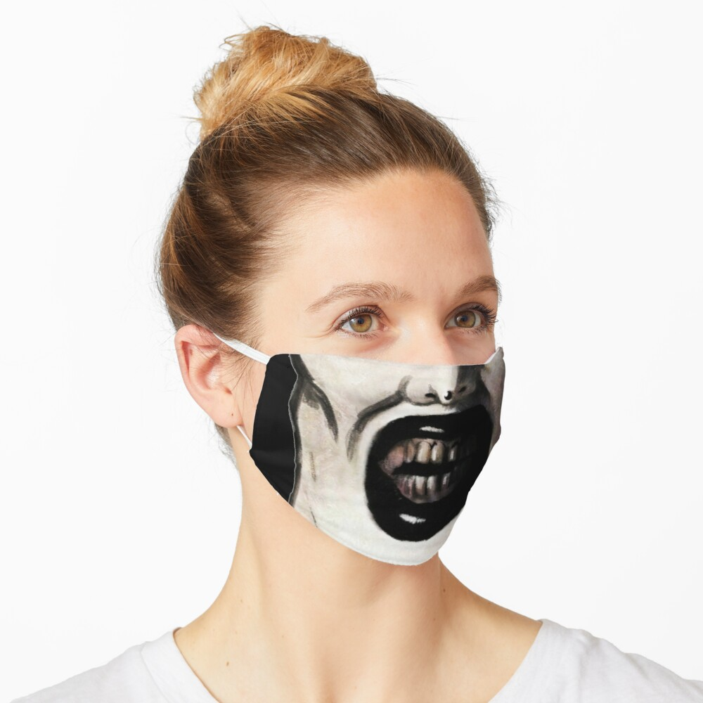 Terrifier Mask