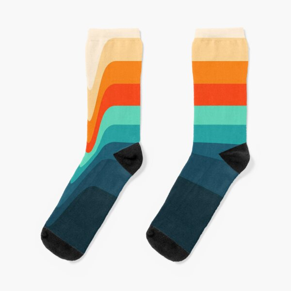 Retro Verve Socks