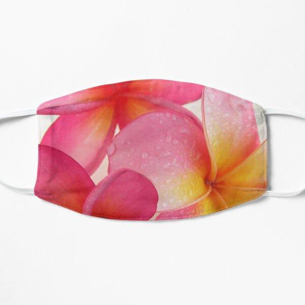 Pink Frangipani Mask