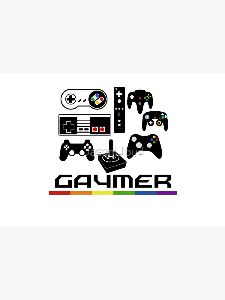 Gaymer by JasonLloyd