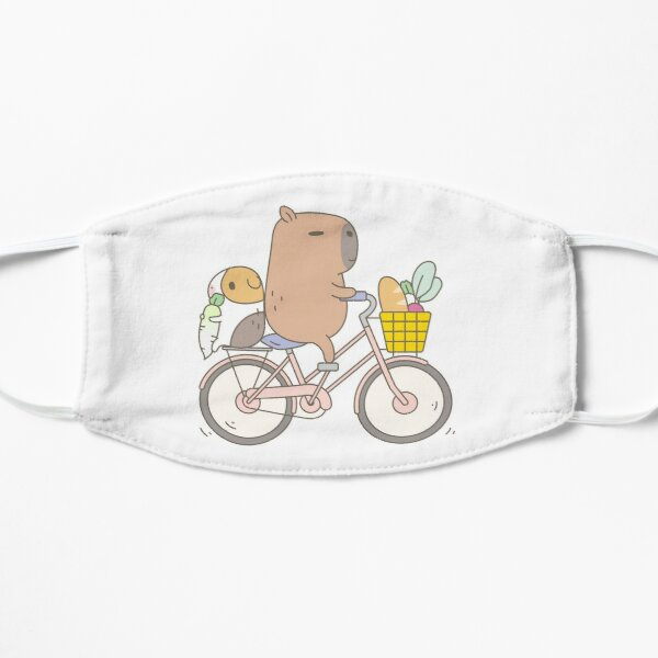 Bubu the Guinea Pig, Biking  Mask