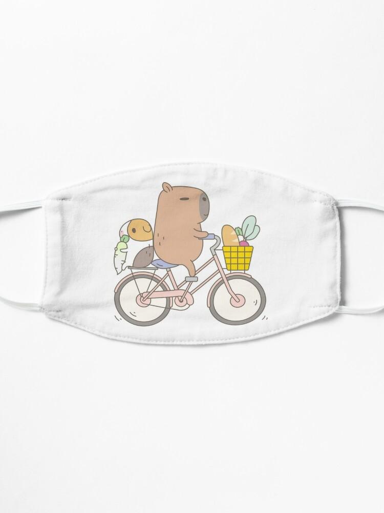 Alternate view of Bubu the Guinea Pig, Biking  Mask