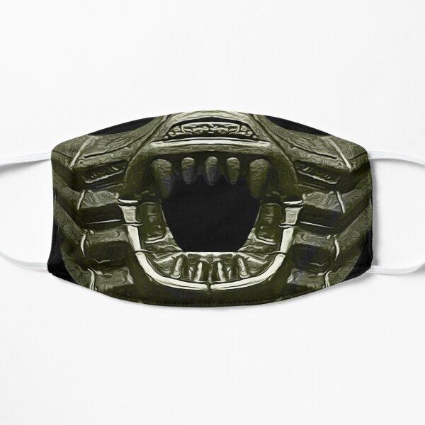 Reptile Movie Mask Flat Mask