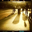 Afternoon at Brick Lane by tarique