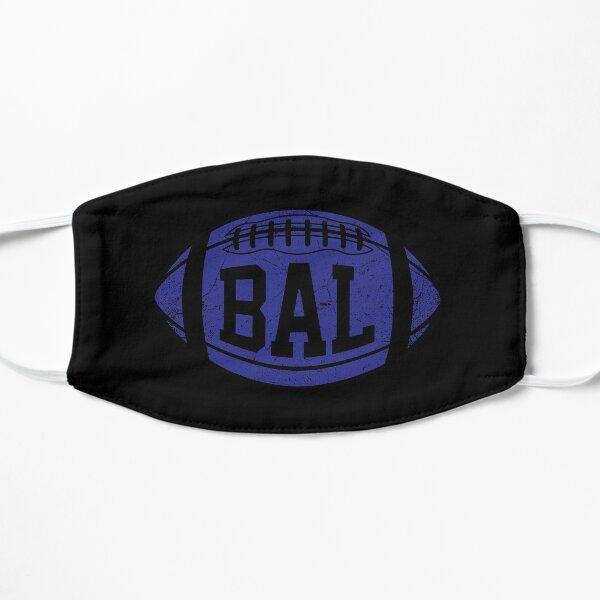 BAL Retro Football - Black Flat Mask