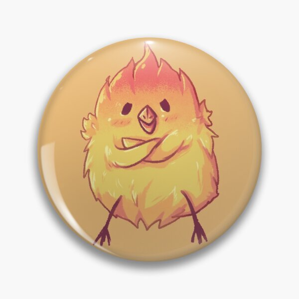 Mad nugget Pin