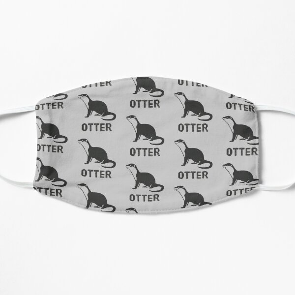 Otter (Graphic) Mask