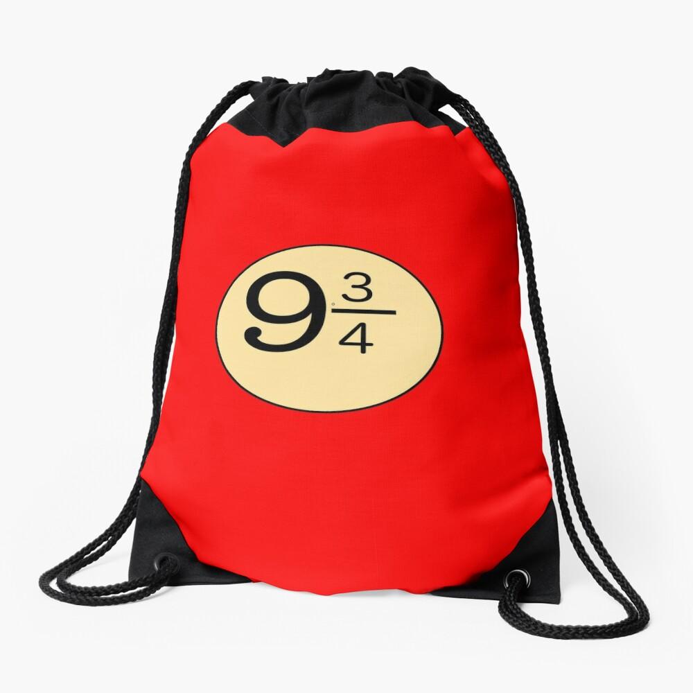 9 3/4 Drawstring Bag