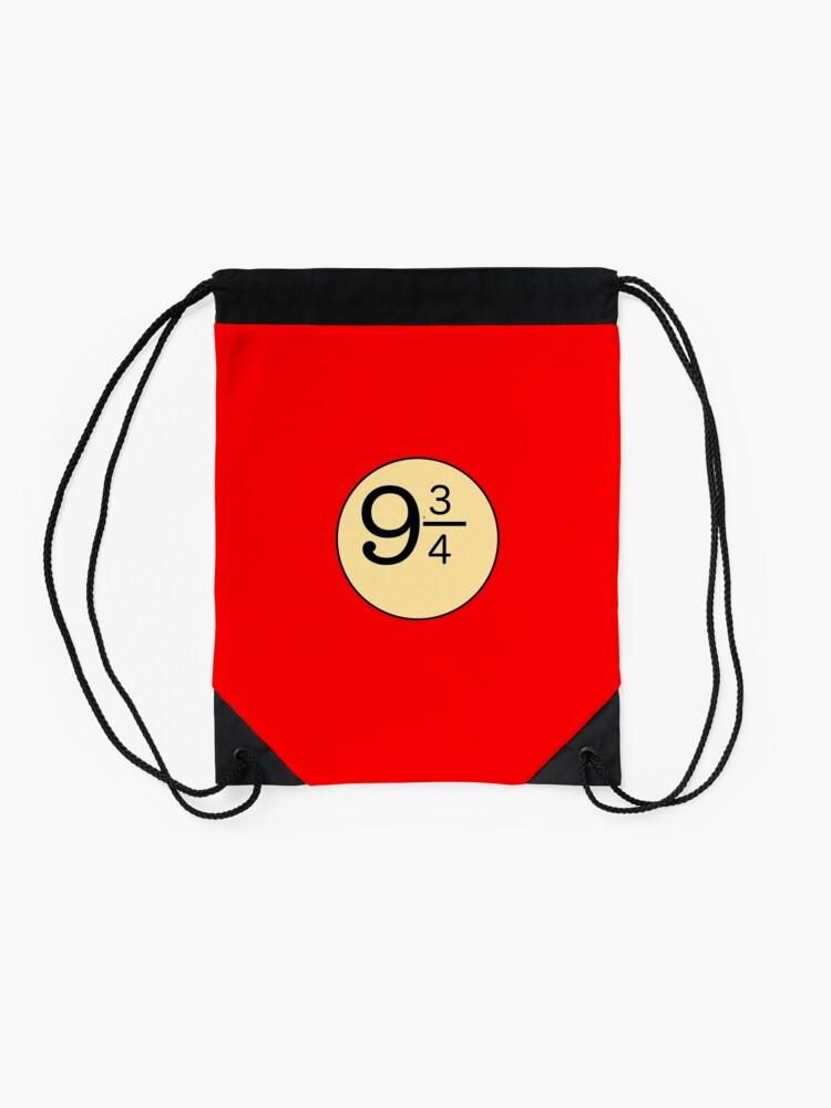 Alternate view of 9 3/4 Drawstring Bag