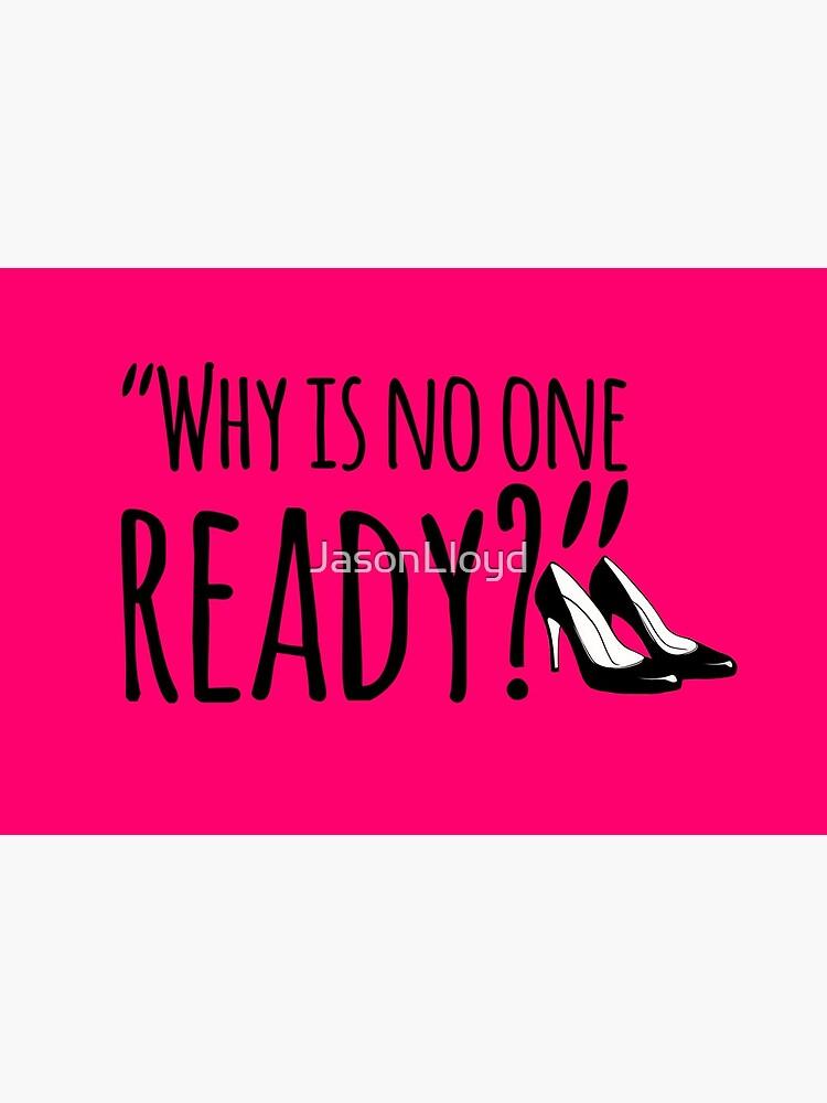 No One Ready by JasonLloyd