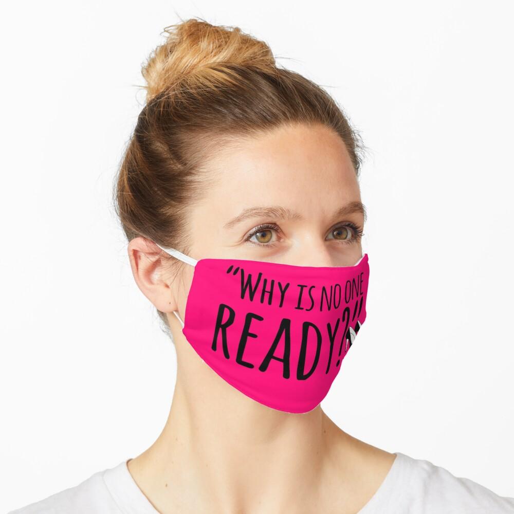 No One Ready Mask