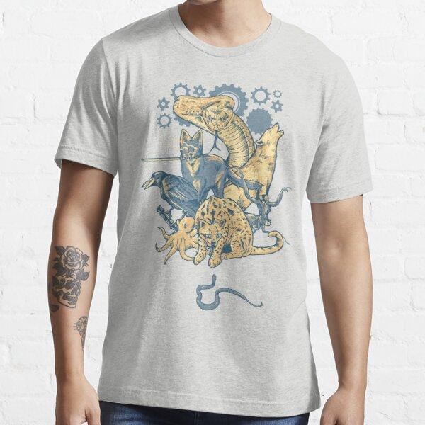 Le corbeau T-shirt essentiel