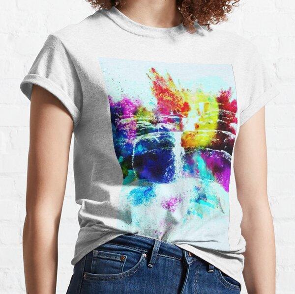Liffey falls in colour Classic T-Shirt