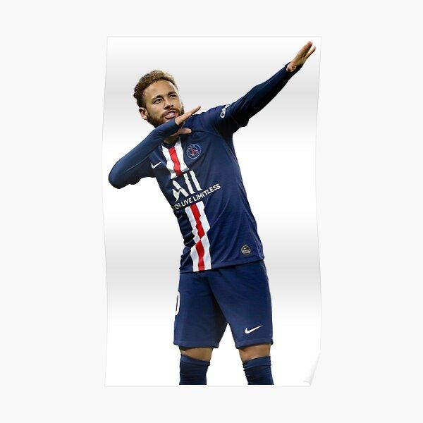 Neymar - PSG 2020 Poster