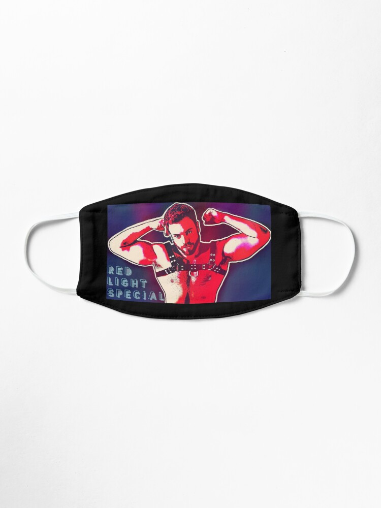 Alternate view of Red Light Special  Mask
