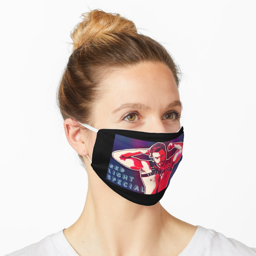 Red Light Special  Mask