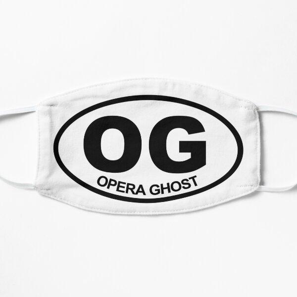 OG oval  Mask