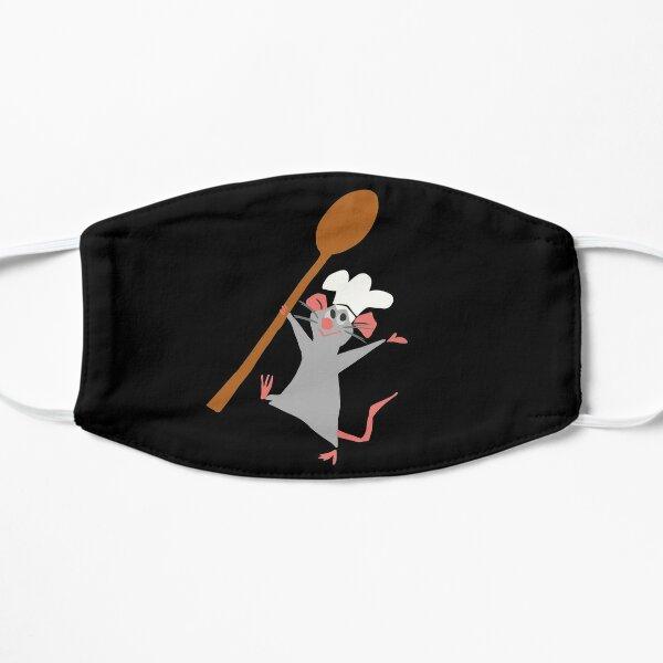 Chef Rat Flat Mask