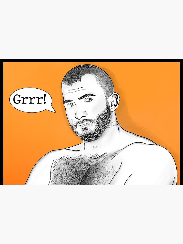 Grrr by JasonLloyd