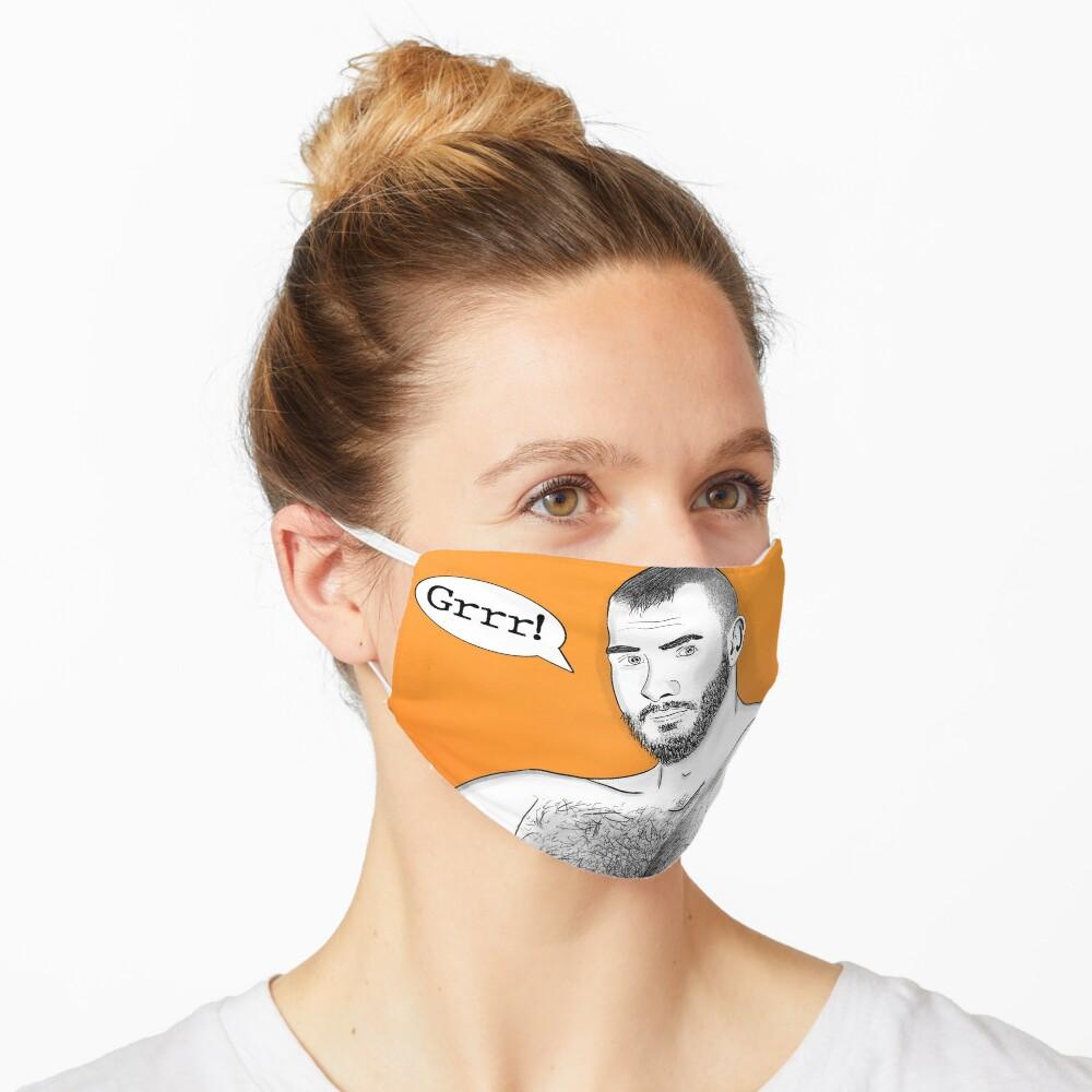Grrr Mask
