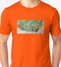 Flowers in her hair... T-Shirt