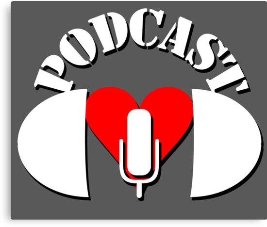 Podcasting Love by Guilherme Bermêo