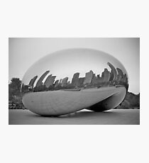 The Bean Photographic Print