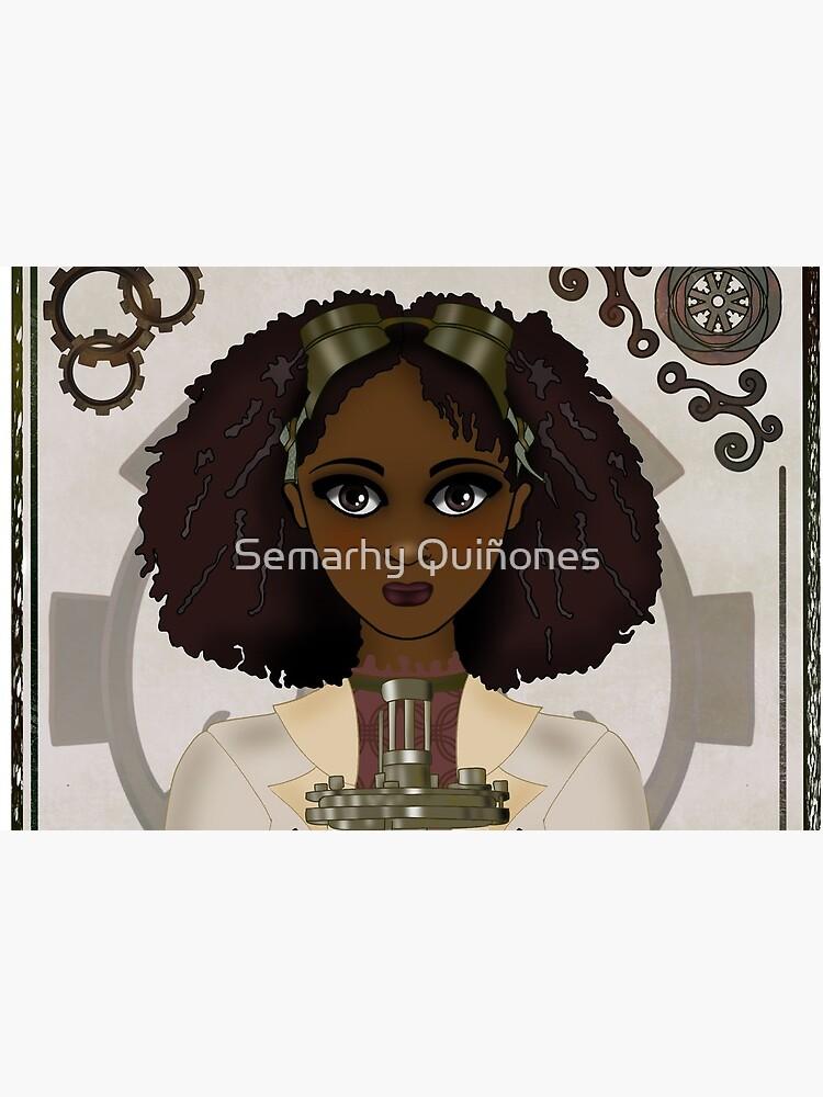 Biotechnologist (SteamPunk Art) by semarhy