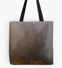 Morning Mist Poon Hill Tote Bag