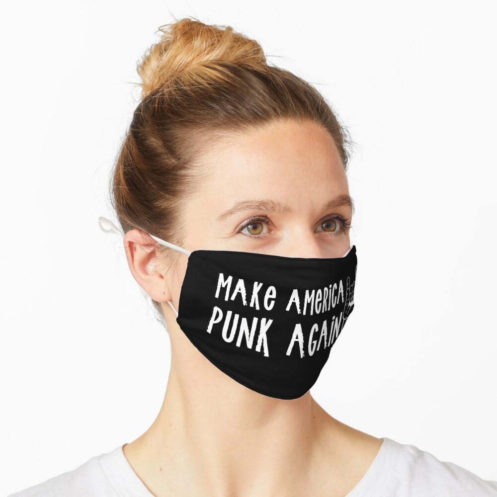 Make America Punk Again Mask
