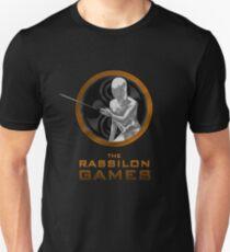 The Rassilon Games Unisex T-Shirt