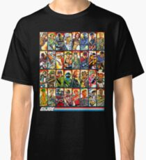 GI Joe in den 80ern! Classic T-Shirt