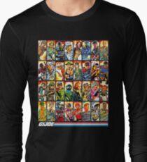 G.I. Joe in the 80s! Long Sleeve T-Shirt