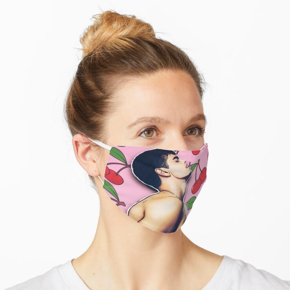 Cherry Bomb Mask