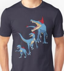 Pokesaurs - Totodilian Evolution T-Shirt