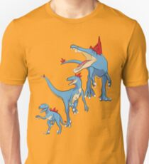 Pokesaurs - Totodilian Evolution Unisex T-Shirt