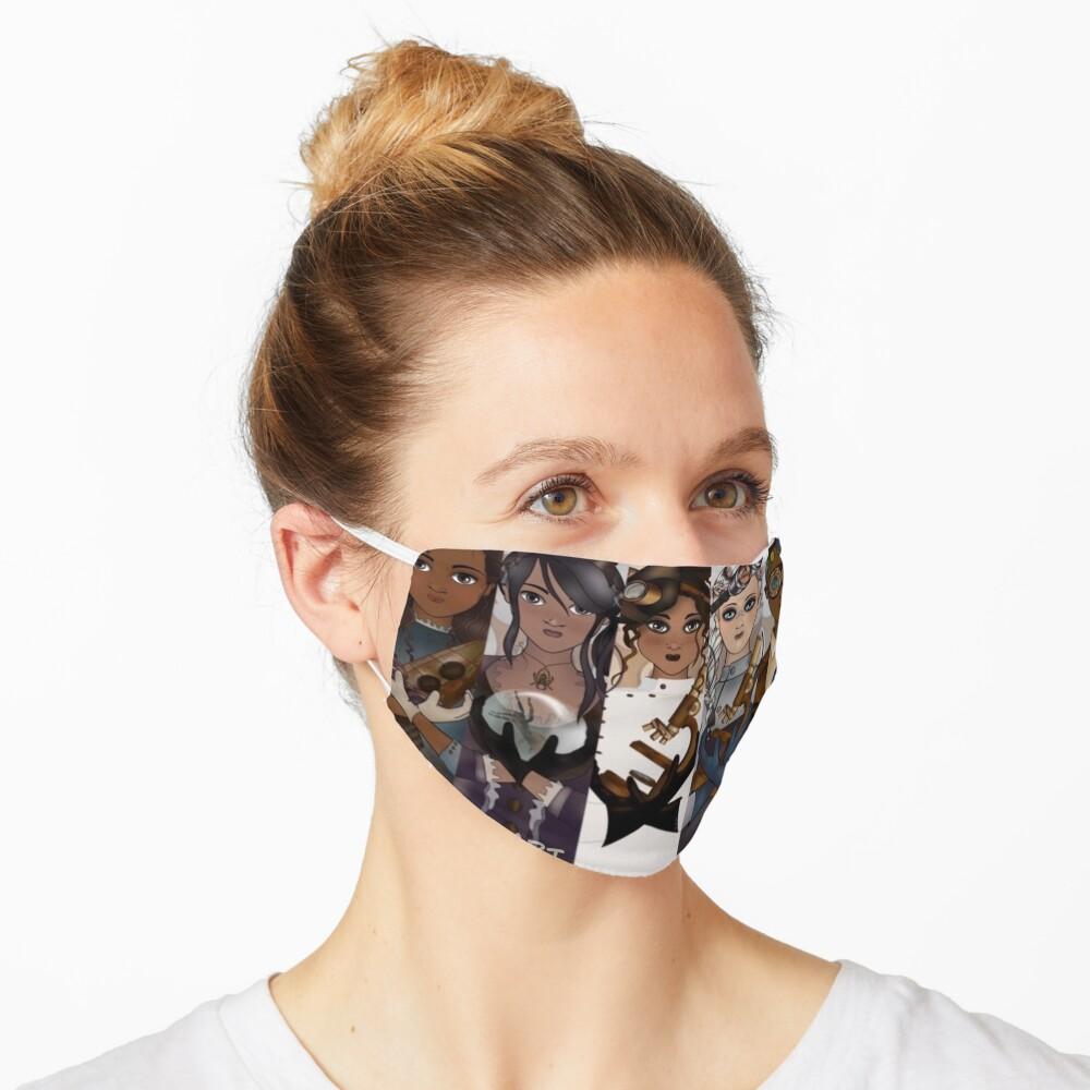 Steampunk Art Scientists Mask