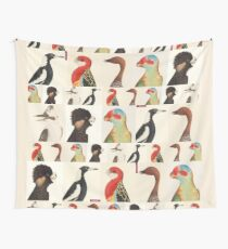Australian birds Wall Tapestry
