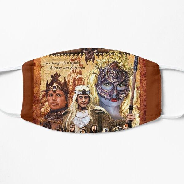 Gathering of Heroes: Legend of the Seven Swords Fantasy Poster Mask