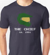 8 Bit Masterchief Unisex T-Shirt
