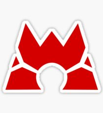 Team Magma (Alt) Sticker