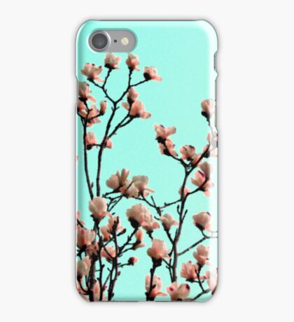 spring sense iPhone Case/Skin