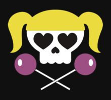 Lollipop Chainsaw She Skull
