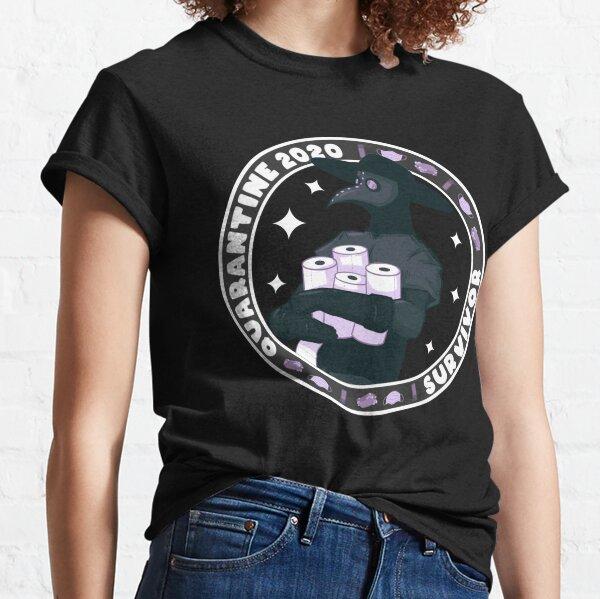 Quarantine Survivor 2020 Classic T-Shirt