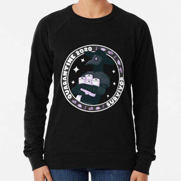Quarantine Survivor 2020 Lightweight Sweatshirt