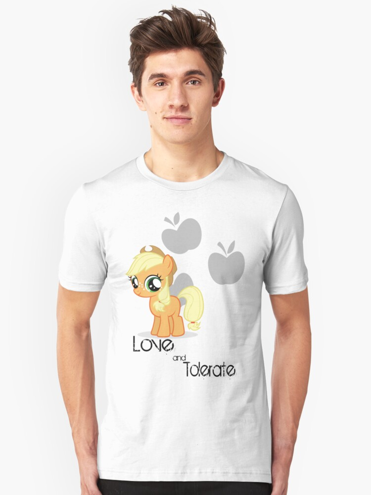 Applejack - Love & Tolerate by SoloBron3