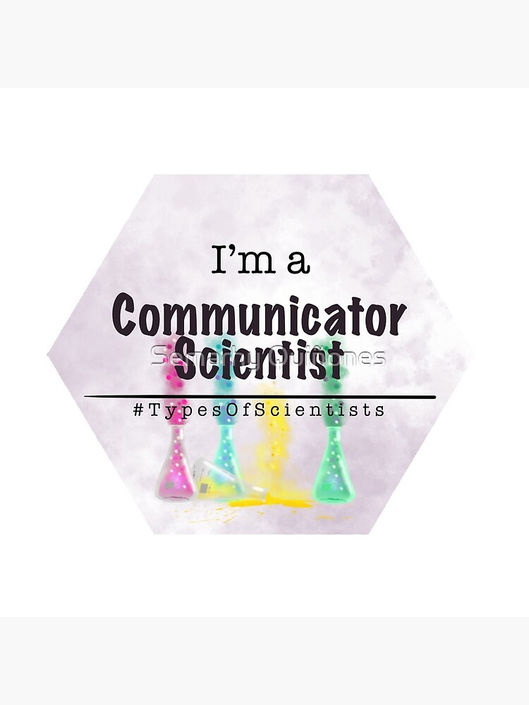 Communicator Scientist by semarhy