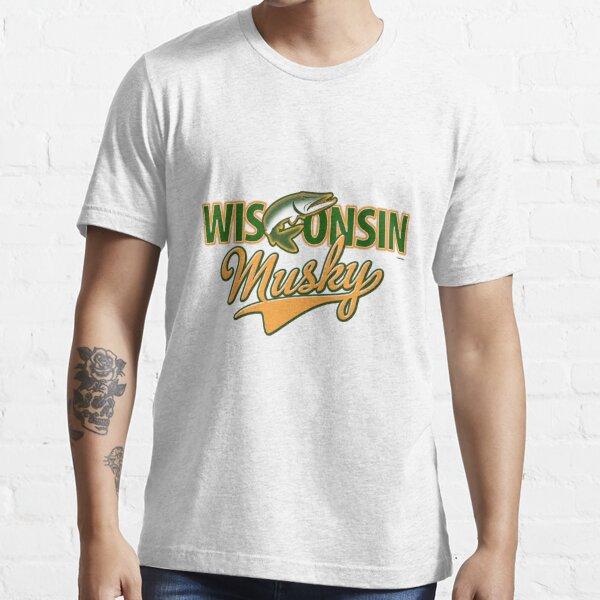 Wisconsin Musky Essential T-Shirt