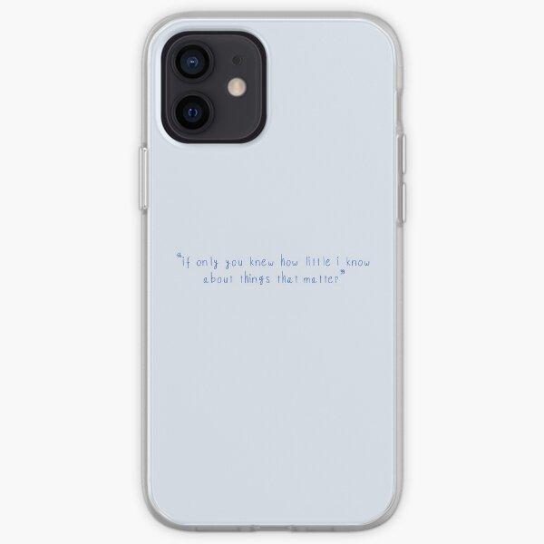 Cita CMBYN Funda blanda para iPhone