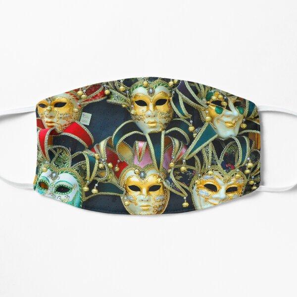 Venetian Opera Masks Flat Mask